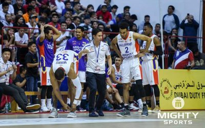 PH basketball team out of Dubai tourney after semis loss