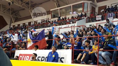 Photo of PH basketball team thanks OFWs in UAE for support in Dubai tourney