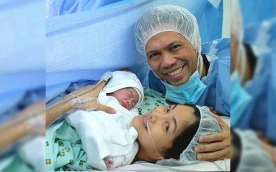 Celebrities congratulate Miriam Quiambao after giving birth to baby boy