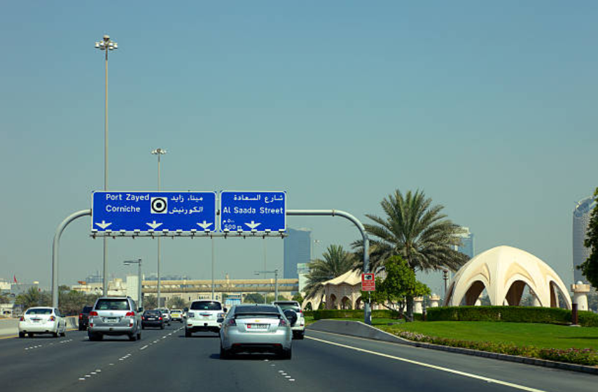 Motor vehicle fatality rates drop by 25% in Abu Dhabi last 2018