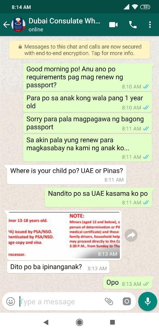Philippine Consulate launches WhatsApp hotline - The