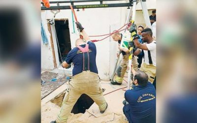 Man buried alive in sand collapse at Ras Al Khaimah construction site