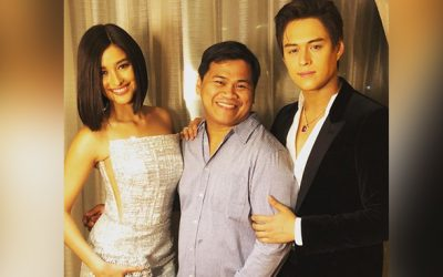 Ogie Diaz defends Liza Soberano, Enrique Gil from bashers after admitting their relationship