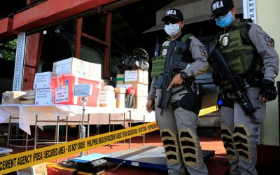 PDEA: P600 M worth of cocaine recovered off PH waters is just tip of the iceberg