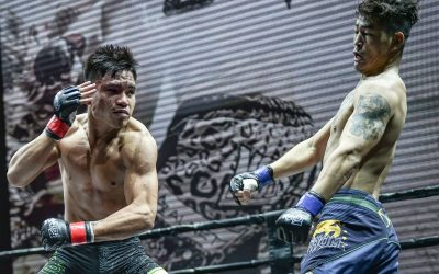 Pinoy 'Tyson' to represent PH at ONE: Clash of Legends in Thailand