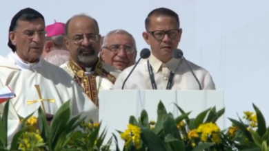 Photo of WATCH: Papal Mass intention for migrant workers in Tagalog