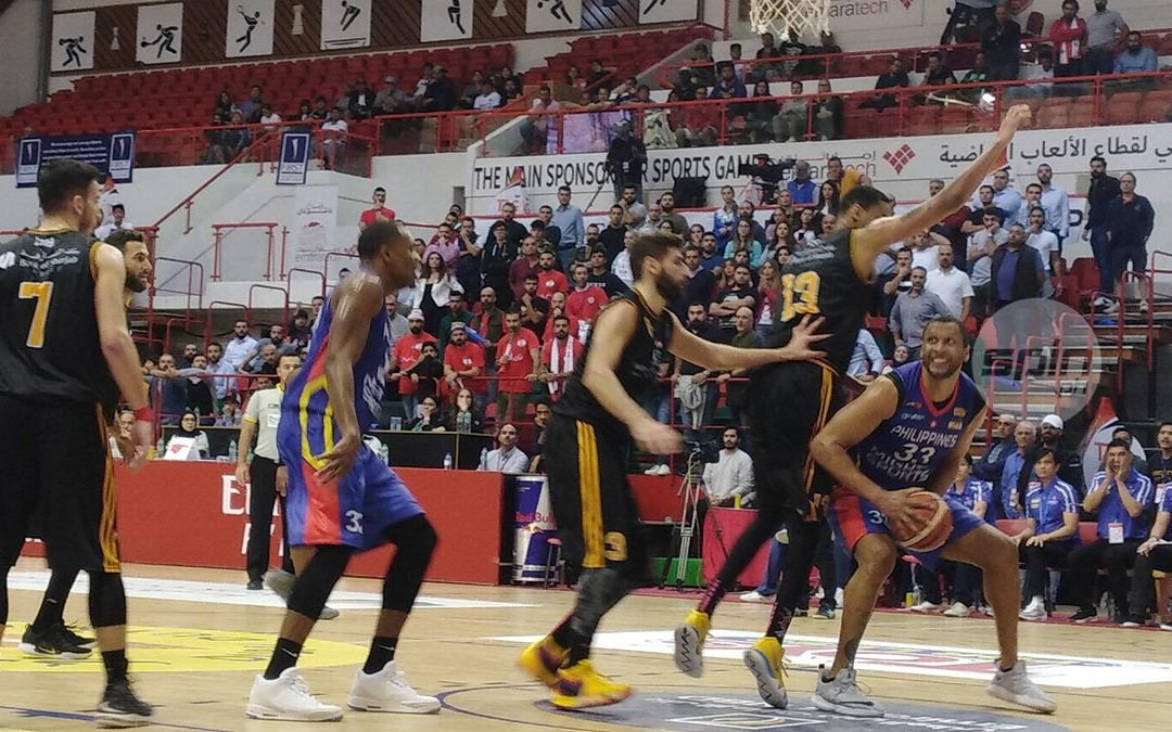 PH basketball team now 3-0 in Dubai tourney after beating Lebanon
