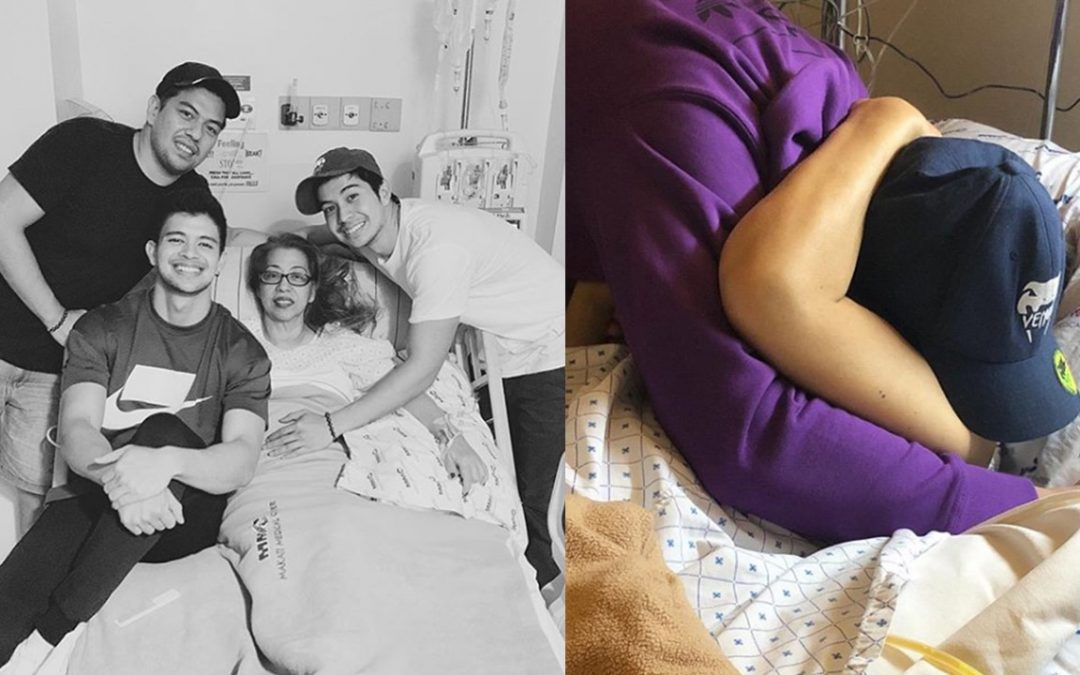 Mother of Rayver Cruz, Rodjun Cruz succumbs to cancer