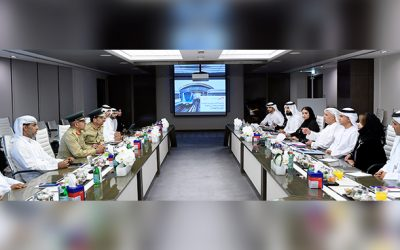 RTA steps up cooperation with Dubai Police to enhance traffic safety and transport security
