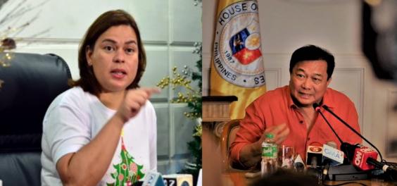 "Sara Duterte on Alvarez' possible return as House speaker: ""'Wag na siguro"""