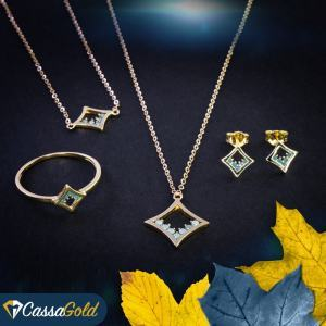 Experience elegance in golds, diamonds and jewellery at Cassa Gold Store