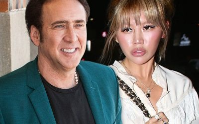 Nicolas Cage files for annulment 4 days after marriage