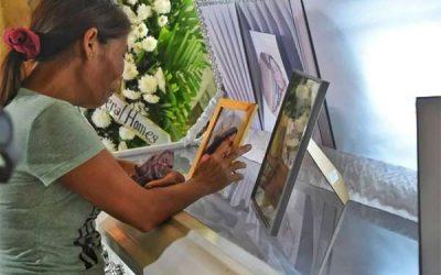 Duterte gives financial aid to kin of Cebu teen murder victim