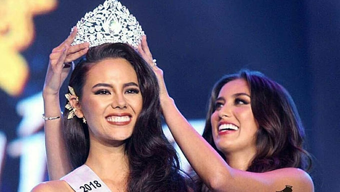 WATCH: Catriona Gray looks back on the night that made her dreams come true