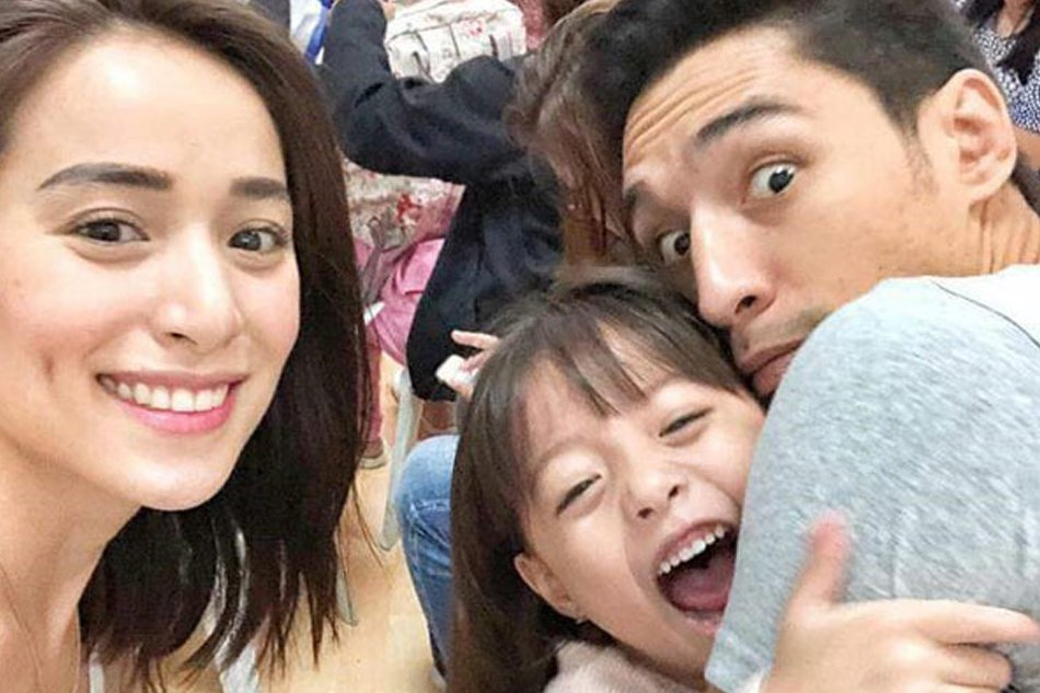 Is Ali Khatibi not giving financial support to his daughter with Cristine Reyes?