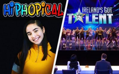 "WATCH: Filipina among dance group that earned standing ovation on ""Ireland's Got Talent"""