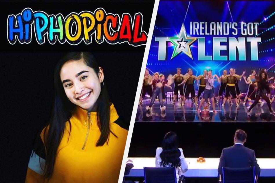 "WATCH: Filipina among dance group that earned standing ovation on ""Ireland's Got Talent"""