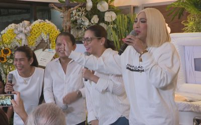 Comedians deliver hilarious eulogy during Chokoleit's funeral service