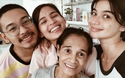 WATCH: Anne Curtis flies to Australia to visit recovering mom