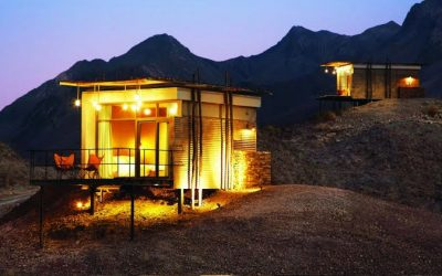 'Glamping' is Dubai's modern desert camping. Want to try?