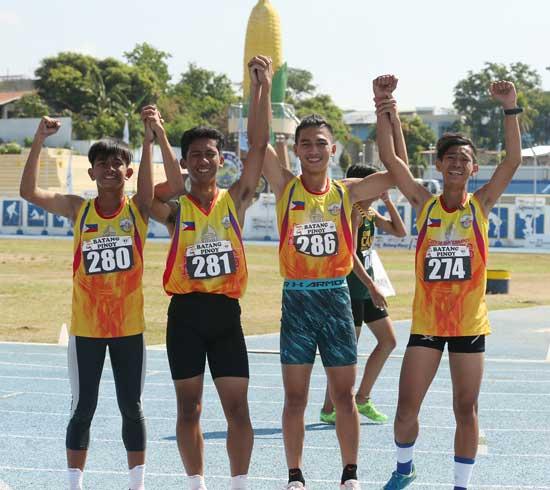 Laguna hauls 109 medals Batang Pinoy 2019 Luzon Qualifying leg