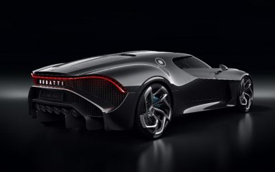 At $19 million, this car is the most expensive new car ever sold!