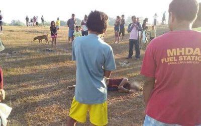 BREAKING: NBI nets suspect in Cebu teen's slay