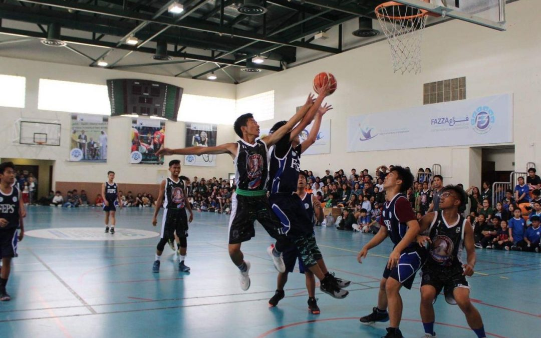 Congen's Cup update: Action in the hardcourt; NFPS rules volleyball