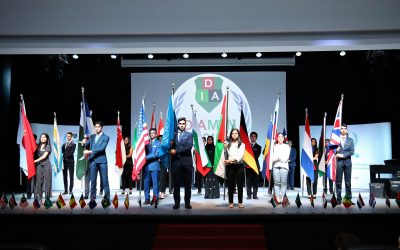 Over 800 delegates from 13 countries convene at Dubai International Academy for 11th DIAMUN conference
