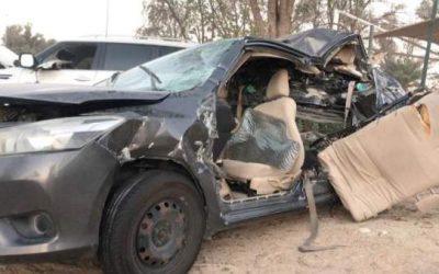 Child survives horrific Dubai-Al Ain road car crash that killed his parents, aunt