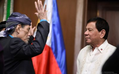 Misuari ready to go to war if fed system not in place – Duterte