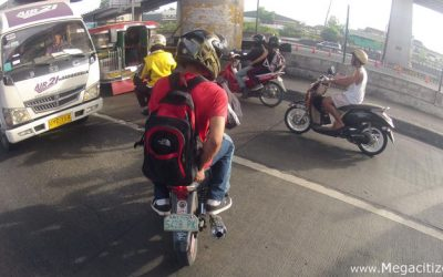 Duterte signs law requiring readable, color-coded number plates for motorcycles