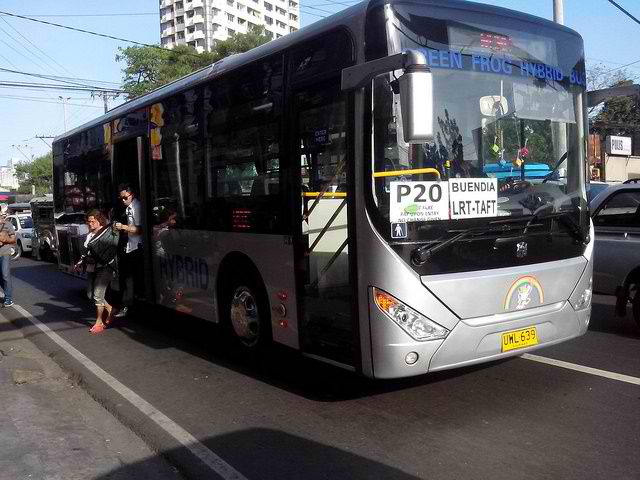 Nag-123: Bus company cancels honesty system after just week of implementation
