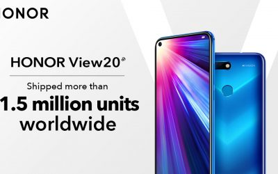 Honor reports 170% global growth in 2018