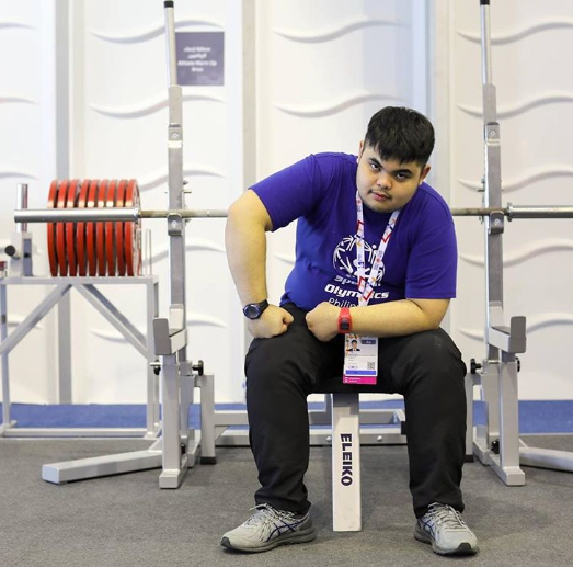 """Filipino special Olympian competing in Abu Dhabi  featured on """"Humans of New York"""""""