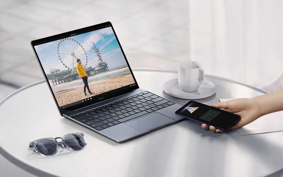 Huawei breaks through PC market with award-winning MateBook series