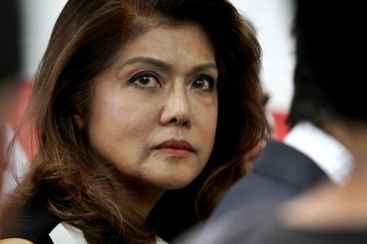 """Agot Isidro on Imee Marcos: """"Ang sobrang retoke ay nakakabingi"""""""