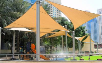 Dubai Municipality sets up 50 children's playgrounds