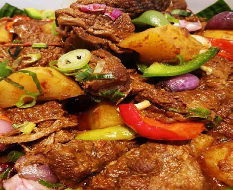 Filipino viands you'll enjoy at Filipino Food Festival