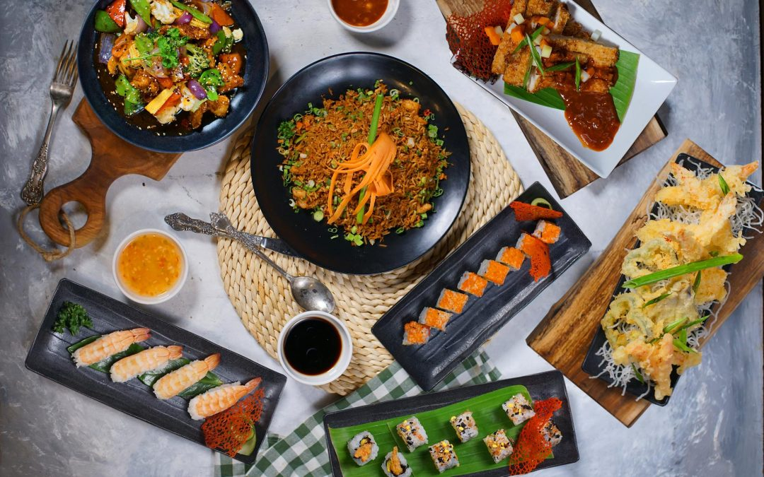 Take your taste buds to experience the flavors of Asia at LASA