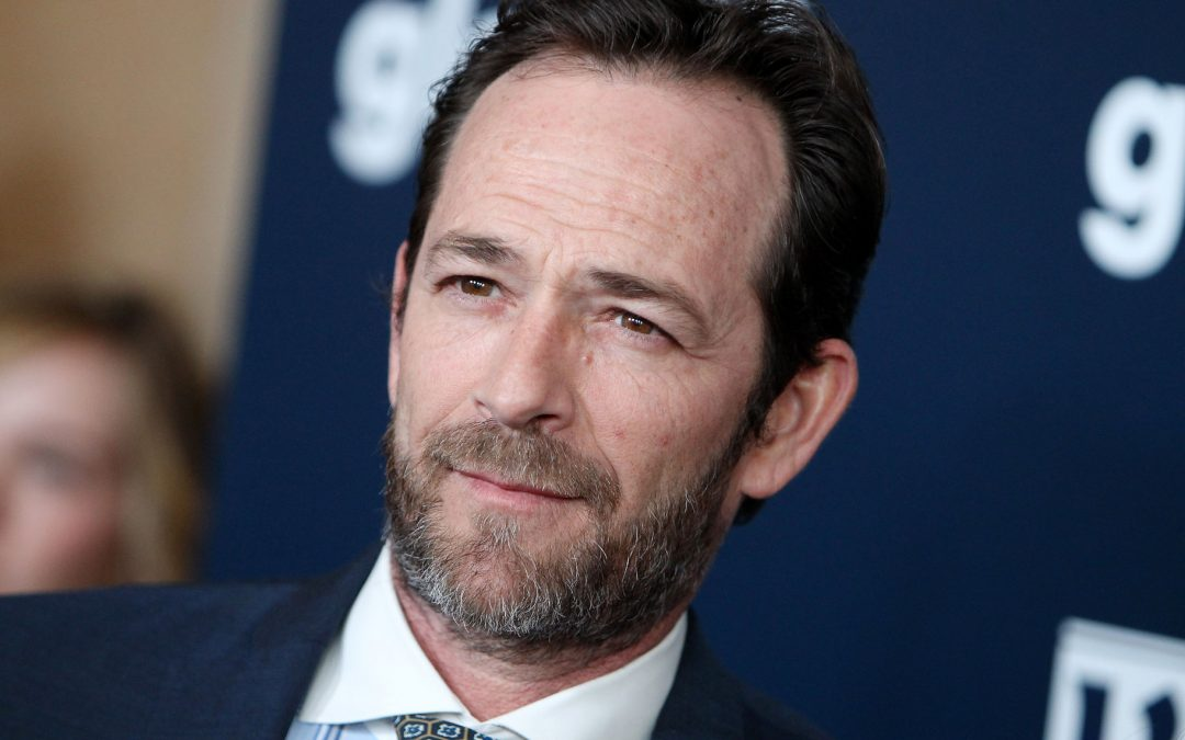 Actor Luke Perry of 'Beverly Hills' and 'Riverdale' dies at 52