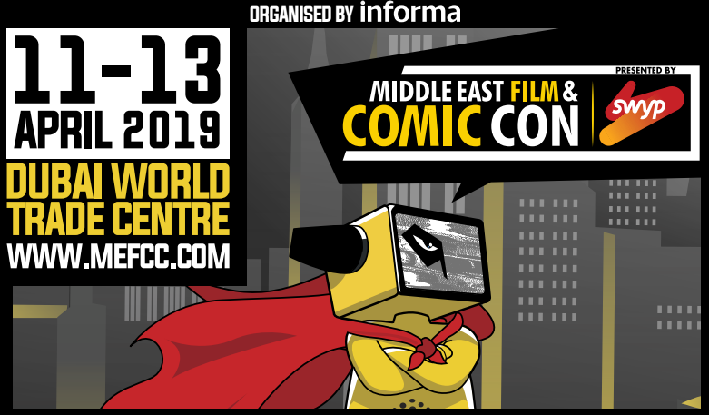 Ross Marquand, Katie Cassidy, Mike Colter, other international stars to headline MEFCC 2019