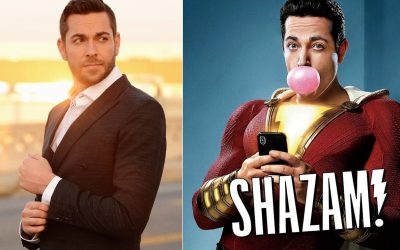 Shazam's Zachary Levi completes Middle East Film and Comic Con's star-studded celebrity line up