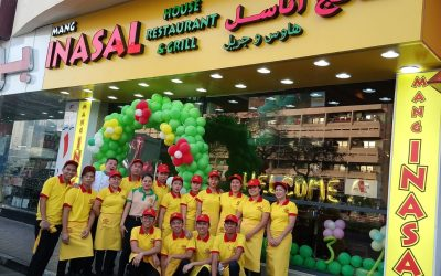 Mang Inasal House Restaurant and Grill opens 3rd outlet in Dubai