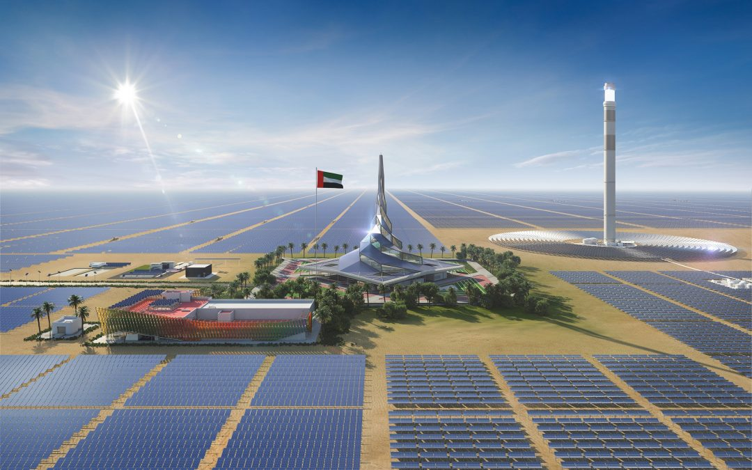 DEWA releases RFQ for 5th phase of world's largest single-site solar park in Dubai