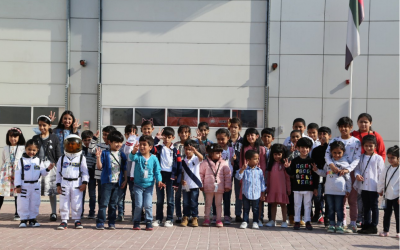 "UAE launches ""Child Digital Safety"" initiative"
