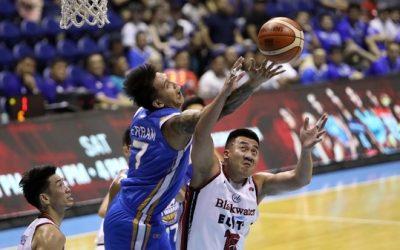 NLEX beats Blackwater to get closer to playoff bid