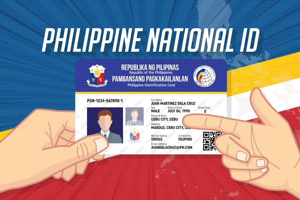 All systems go for PH National ID launch in September