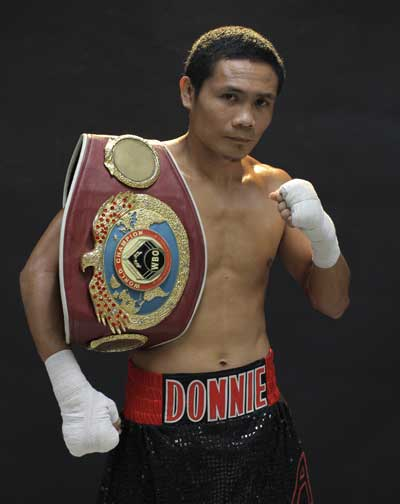 Nietes gives up WBO super flyweight title
