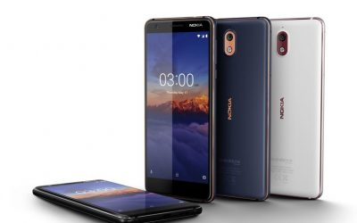 Nokia 3.1 gets a fresh slice of Android 9 Pie